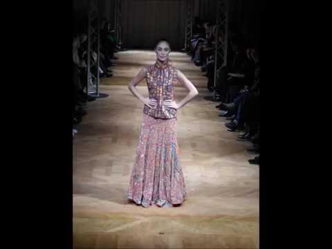 Paris Fashion Show - Cercle de l'Union Interalliée