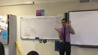 Y10 Review Questions (Expanding algebraic binomials)
