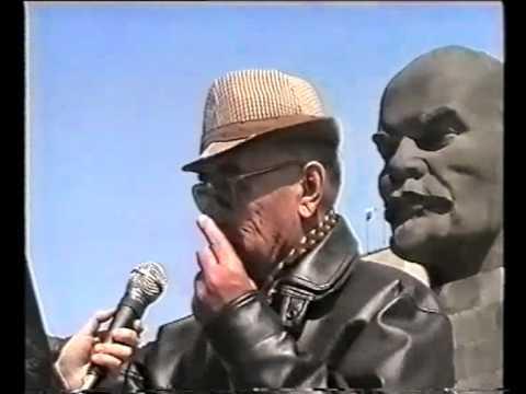 1997 1 мая Улан-Удэ опрос жителей