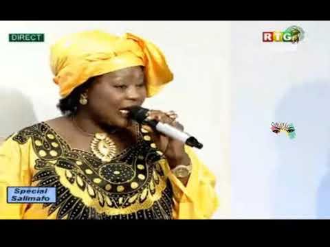 HADJA MANINGBÈ KOUYATÉ  / SPECIAL SALIMAFO