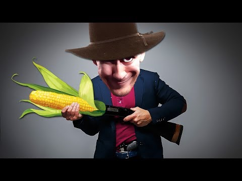 FOOD FIGHT!! | Shotgun Farmers