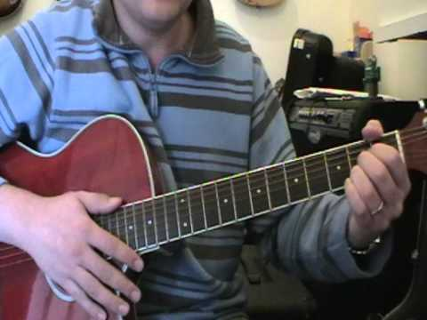 While my guitar gently weeps - George Harrison - Guitar Lesson - YouTube