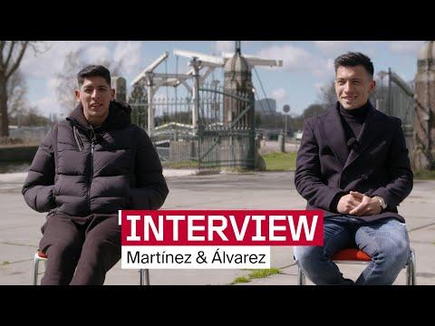 Álvarez & Martínez 🇲🇽🇦🇷   'Deze vriendschap is voor altijd'