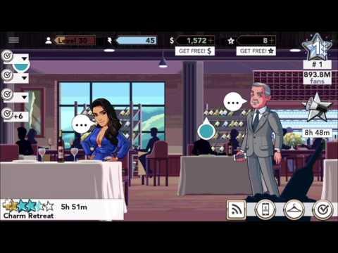 Kim Kardashian Hollywood Game Energy Cheat