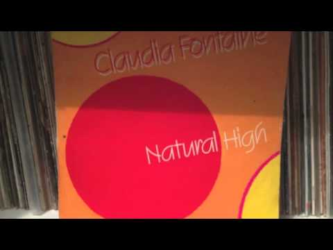 "Claudia Fontaine  ""natural high"""