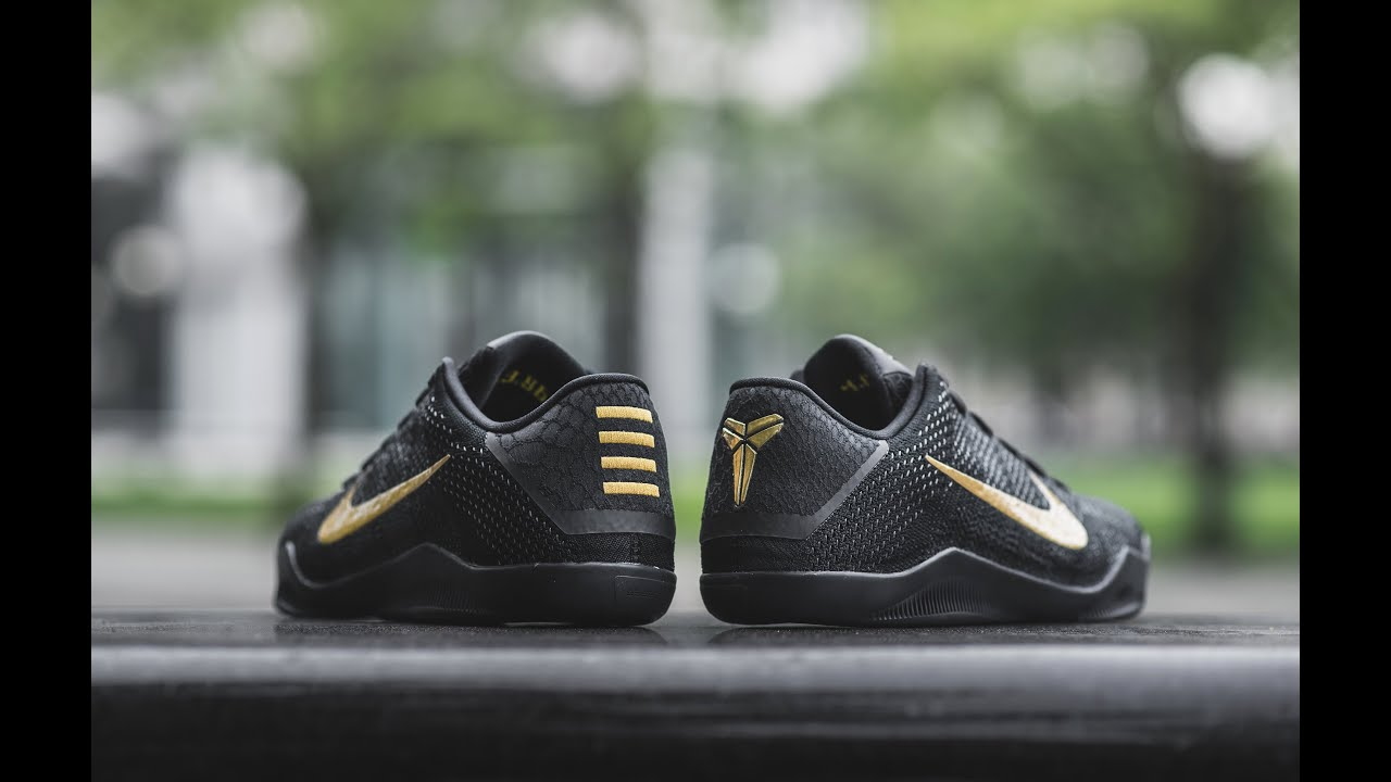 Review  Nike Kobe XI Elite NikeiD