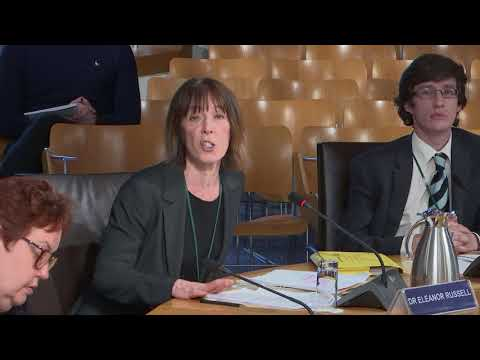 Delegated Powers and Law Reform Committee - 17 April 2018