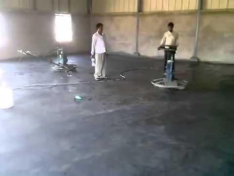 Dewatered Flooring Services by VDF Engineers, Hyderabad