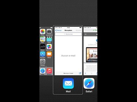 Safari, Mail, comment les configurer pour Iphone.