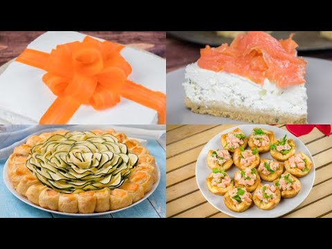 4 smoked salmon recipes to make great appetizers