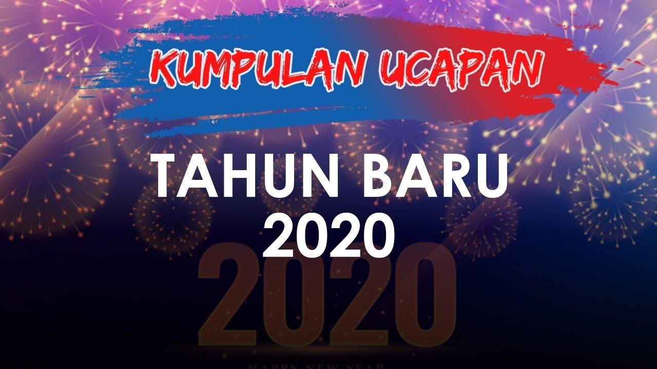 Kumpulan Kata Kata Yang Cocok Dikirim Ke Teman Untuk Menyambut Tahun Baru 2020