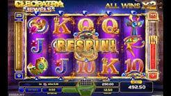 Cleopatra Jewels slot machine free play demo game