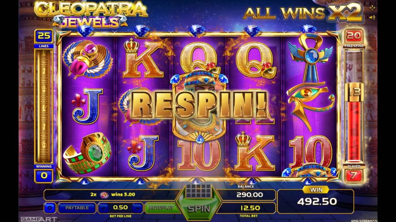 free slot machine demo games