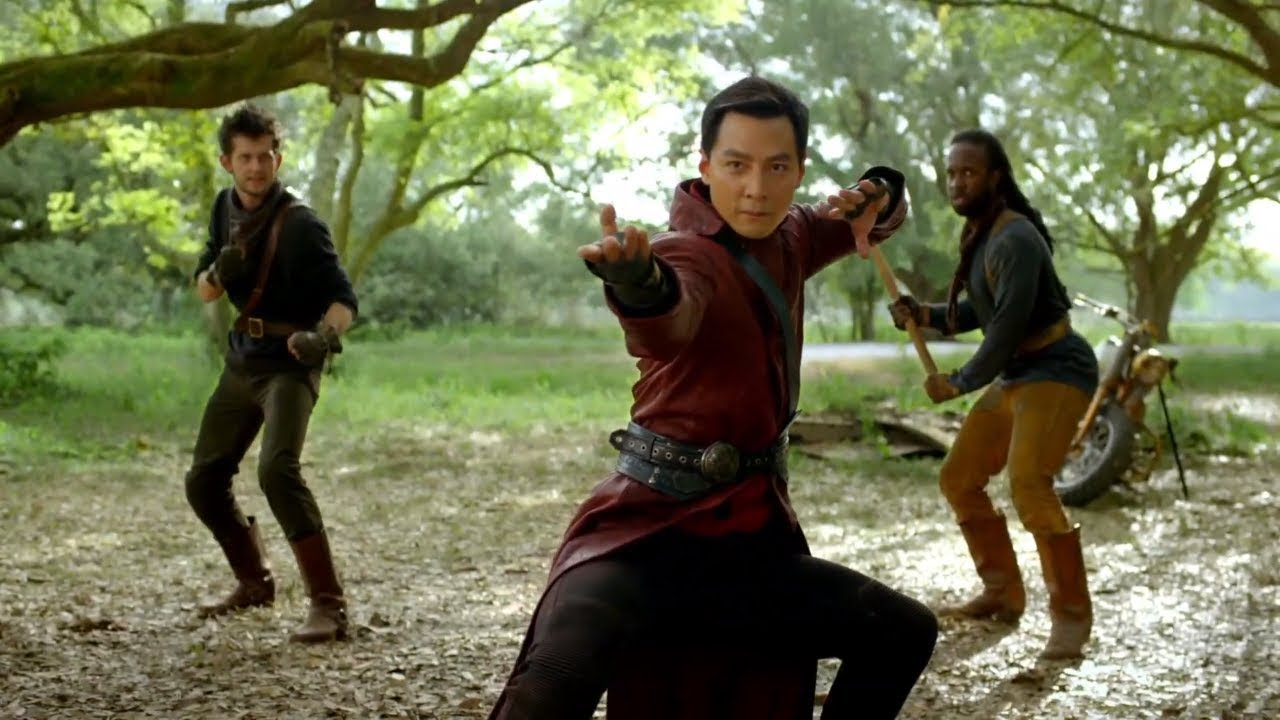 Download Welcome to The Badlands (Opening) | Into the badlands