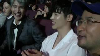 Edward Avila (Korea Youtube) + Aoora (아우라, korean singer), A CAMERA, Influence Asia 2017