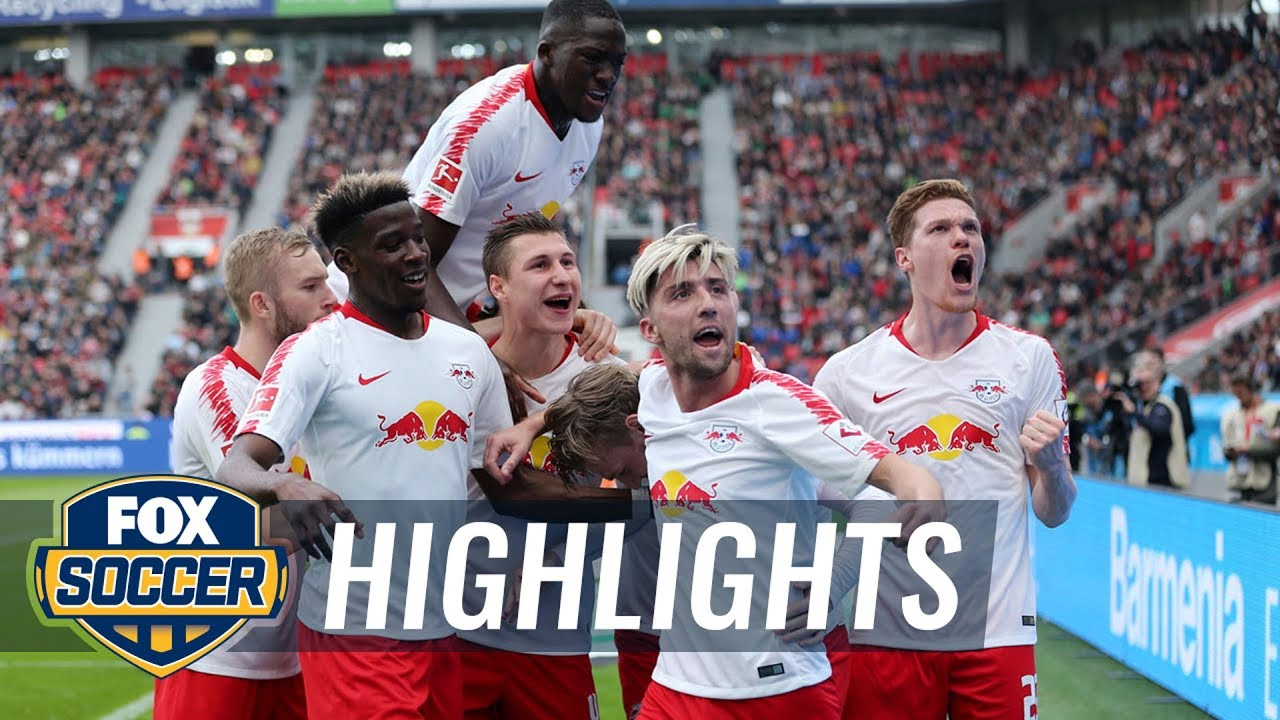 Leipzig Leverkusen Highlights