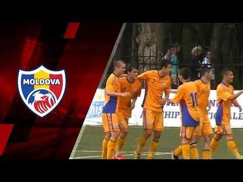 Moldova U17 - Romania U-17 0-3 23.05.2013