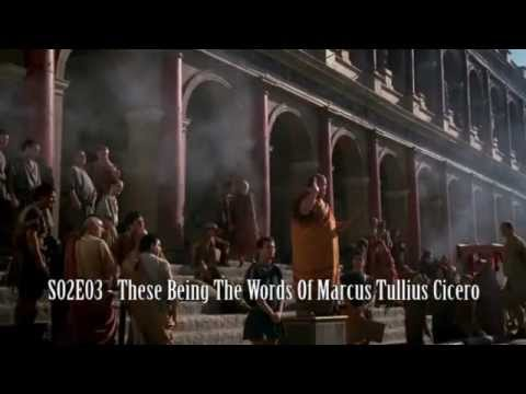 HBO Rome  The reader  A true Roman video for true Romans