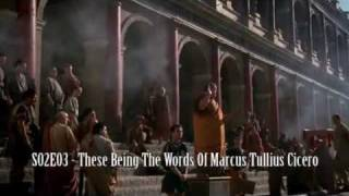 HBO Rome - The Newsreader - A true Roman video for true Romans