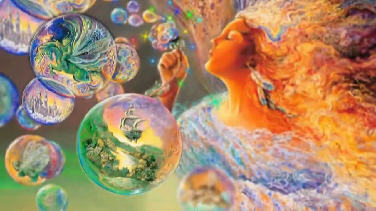 ~ Magical Dreams - Visionary Art by Josephine Wall ~