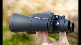 Hands-On: CELESTRON COMETRON 7x50 Binoculars for Sky-Watching
