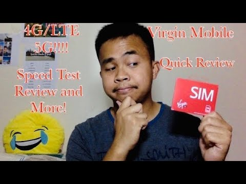Virgin Mobile UAE Review | Unboxing | Speed and Voice Test| UAE Telco