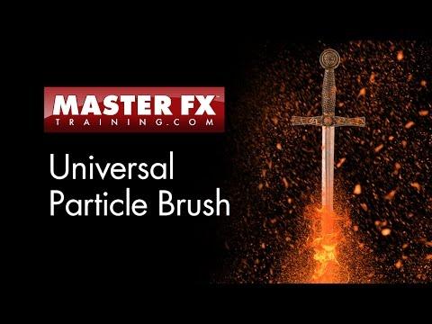 Corey's Universal Particle Brush