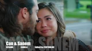 Can &  Sanem - Besame