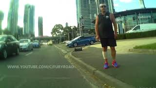 ROAD RAGE  32 AUSTRALIA   AUSTRALIAN BAD DRIVERS & DRIVING FAILS