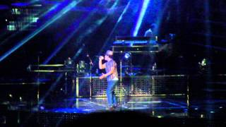 """Bruno Mars """"When I Was Your Man"""" Live from Tampa Bay Times Forum 8-28-2013"""