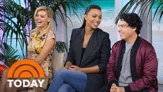 'Baywatch' Stars Talk Dwayne Johnson, Pamela Anderson In Big-Screen Reboot | TODAY