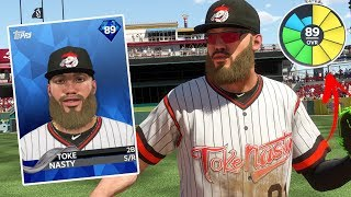MAXED OUT CREATE A PLAYER | MLB THE SHOW 18 DIAMOND DYNASTY GAMEPLAY
