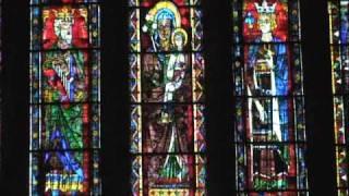 シャルトル大聖堂のステンドグラス (Chartres)