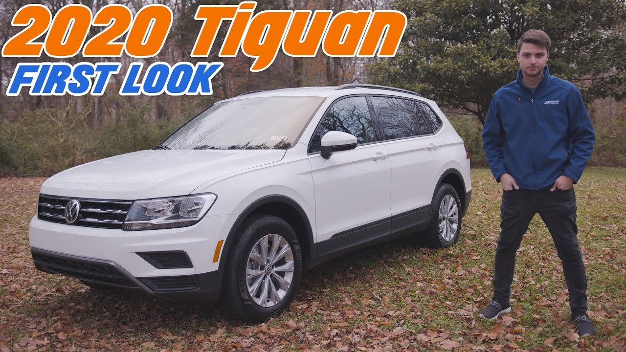 Vw Tiguan 2020 Review.2020 Volkswagen Tiguan Review First Look Youtube