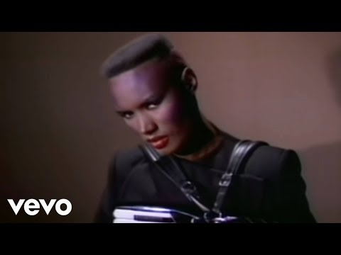 Grace Jones - I've Seen That Face Before (Libertango) [Official Video]