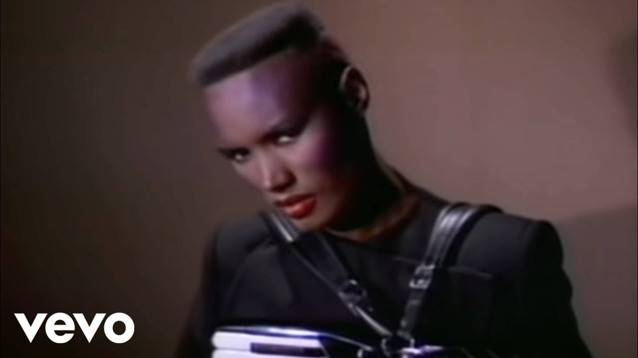 Grace Jones Ive Seen That Face Before Libertango Youtube