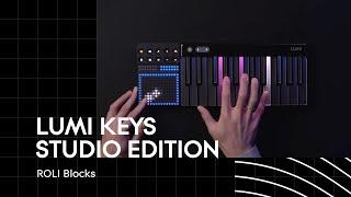 LUMI Keys Studio Edition: ROLI Blocks