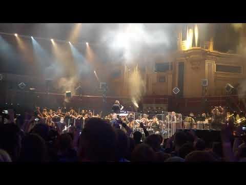 Alter Bridge: Broken Wings @ Royal Albert Hall 03/10/2017