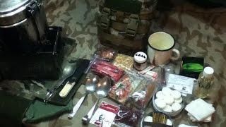 видео: Обзор моей полевой кухни!!