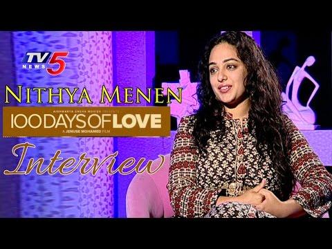 Nithya Menen Interview On 100 Days Of Love Movie | Telugu News | TV5 News