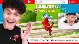 Download I Stream Sniped FaZe Kay until he RAGE QUIT FORTNITE Mp3 and Videos