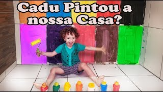 LEARN COLORS FOR CHILDREN HOUSE PAINT FINGER FAMILY SONG NURSERY RHYMES LEARNING
