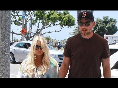 Jessica Simpson Gives Birth to Baby Boy Ace Knute Johnson! | POPSUGAR News
