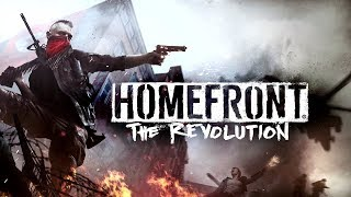 HOMEFRONT: THE REVOLUTION All Cutscenes (Game Movie) 1080p HD