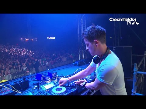 Dannic Live at Creamfields, Revealed Stage 22-08-2014