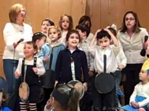 Gross Schechter Day School Presents Parpa