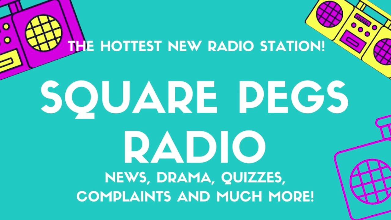 Download SQUARE PEGS RADIO -  EPISODE 2