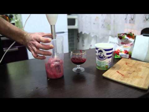 Вкуснейший смузи в блендере | Яблочный смузи | [Рецепты Fitness Cook]