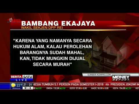 Naiknya NJOP Dan PBB Jakarta Memberatkan Pengembang