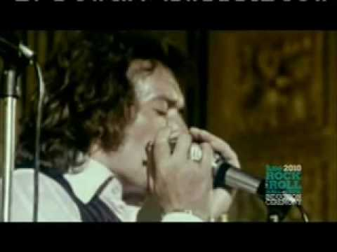 The Hollies Rock and Roll Hall of Fame Induction 2010 Part 1 of 4